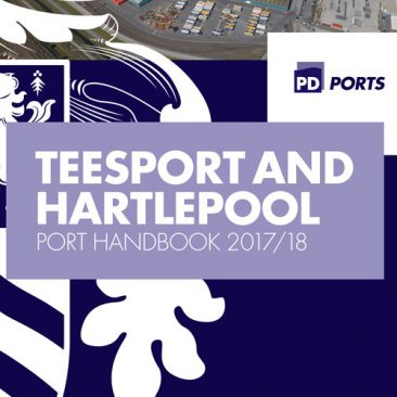 Teesport and Hartlepool Handbook