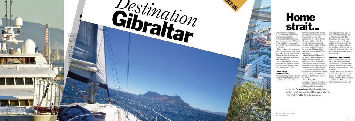 Destination Gibraltar cover