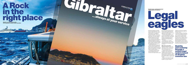 Gibraltar 2018 cover