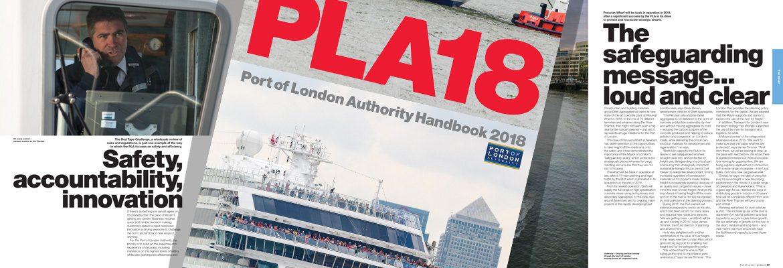 PLA 2018 Cover